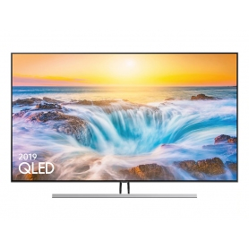 "Samsung 55 "" QLED SMART TV - Sliver - B Energy Rated"