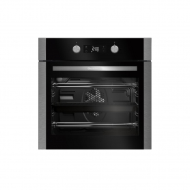 Blomberg Built In Electric Single Multi-function Oven - Stainless Steel - A Energy Rated d