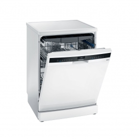 Siemens extraKlasse SN23HW64CG Full Size Dishwasher - White - 14 Place Settings