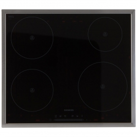 how to clean siemens induction hob