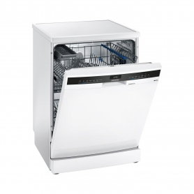 Siemens extraKlasse SN23HW64AG Full Size Dishwasher - White - 14 Place Settings