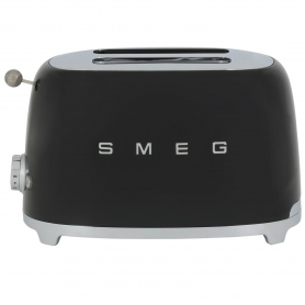 SMEG 2 Slice Toaster - Black