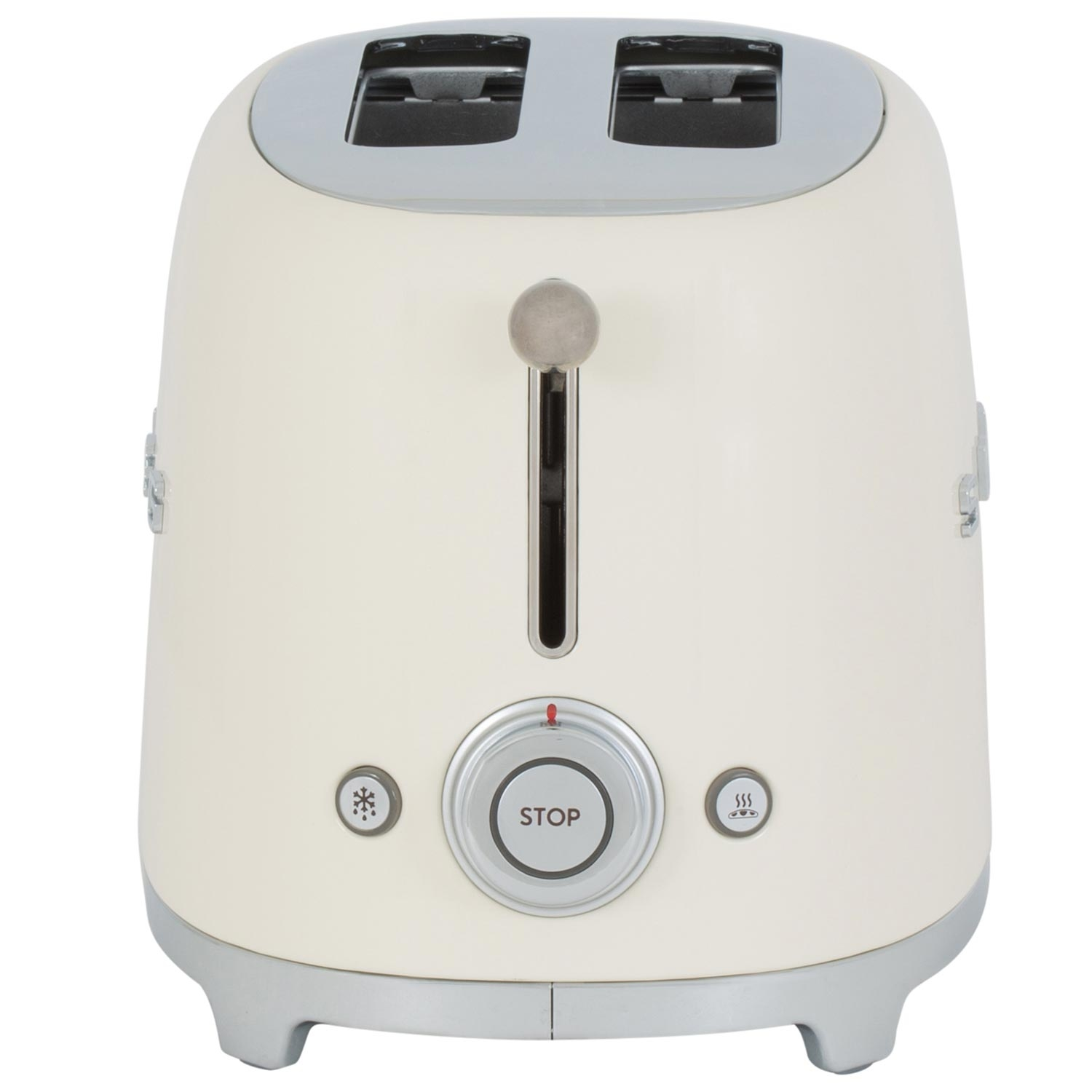 Smeg 2 Slice Toaster - Cream - 10