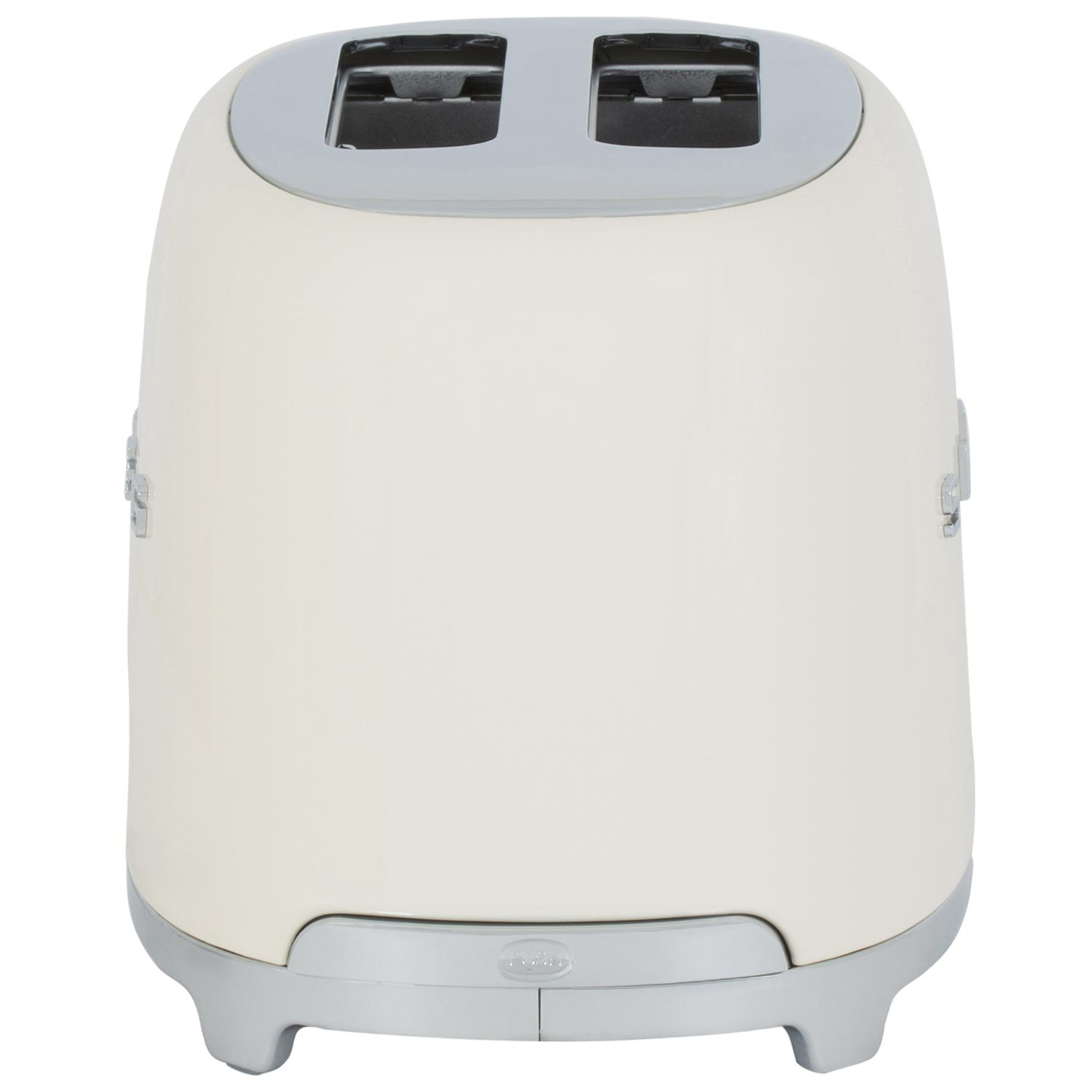 Smeg 2 Slice Toaster - Cream - 8