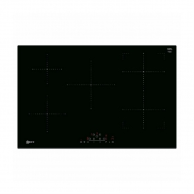 Neff Frameless Induction Hob with CombiZone - Black