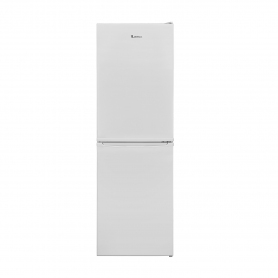 Lec Fridge Freezer - Frost Free - White - A+ Energy Rated