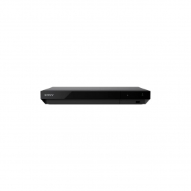 Sony 4K Ultra HD Blu-ray™ Player with High Resolution Audio