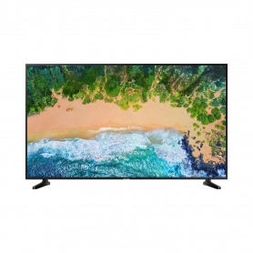 "Samsung 40"" 4K UHD SMART TV - Black - A Energy Rated"