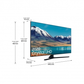 "Samsung 65"" 4K UHD Smart TV - A+ Energy Rated - 9"