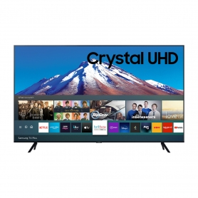 "Samsung UE75TU7020KXXU 75"" 4K UHD HDR Smart TV Crystal Display with Clean Cable Solution and Game Enhancer"