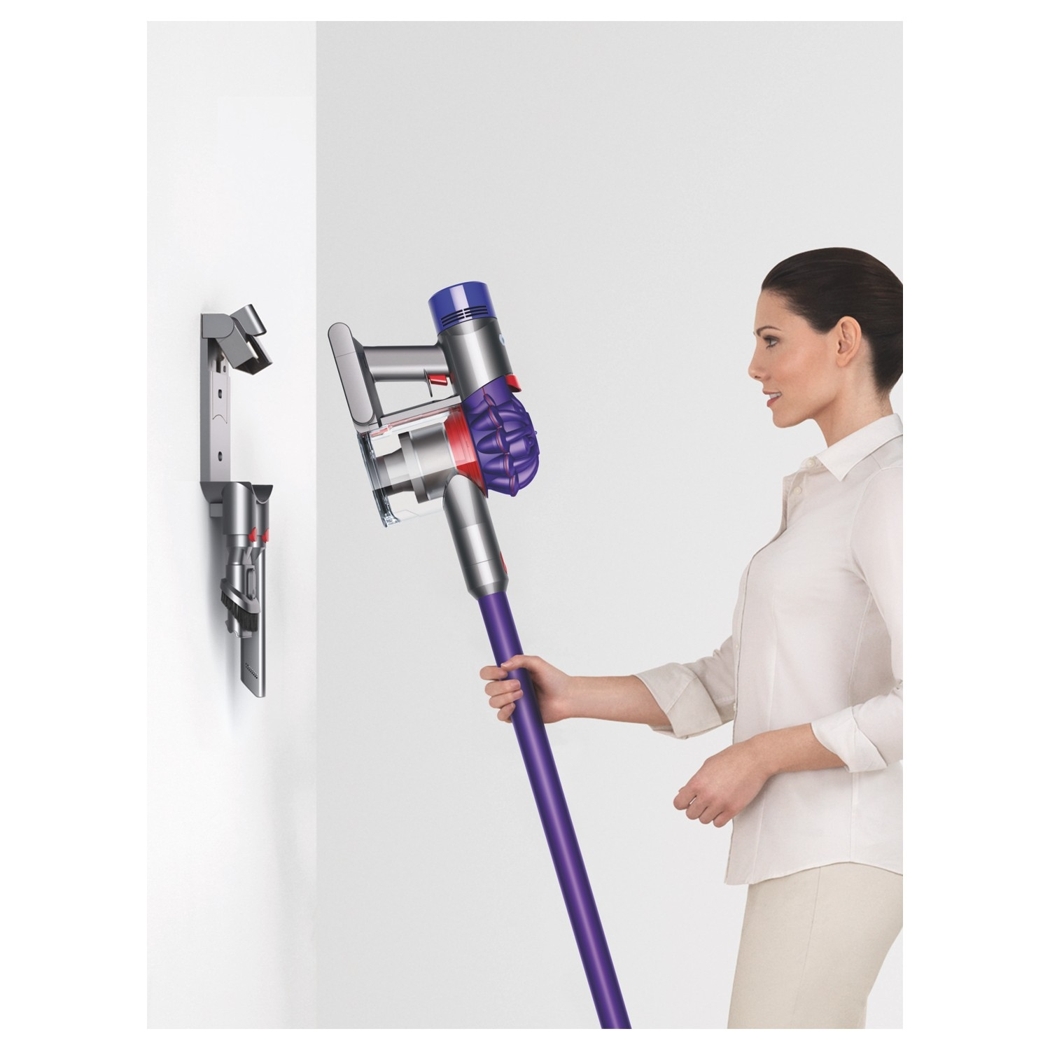 Dyson V7ANIMALPLUS Cordless Vacuum Cleaner - 30 Minute Run Time - 4