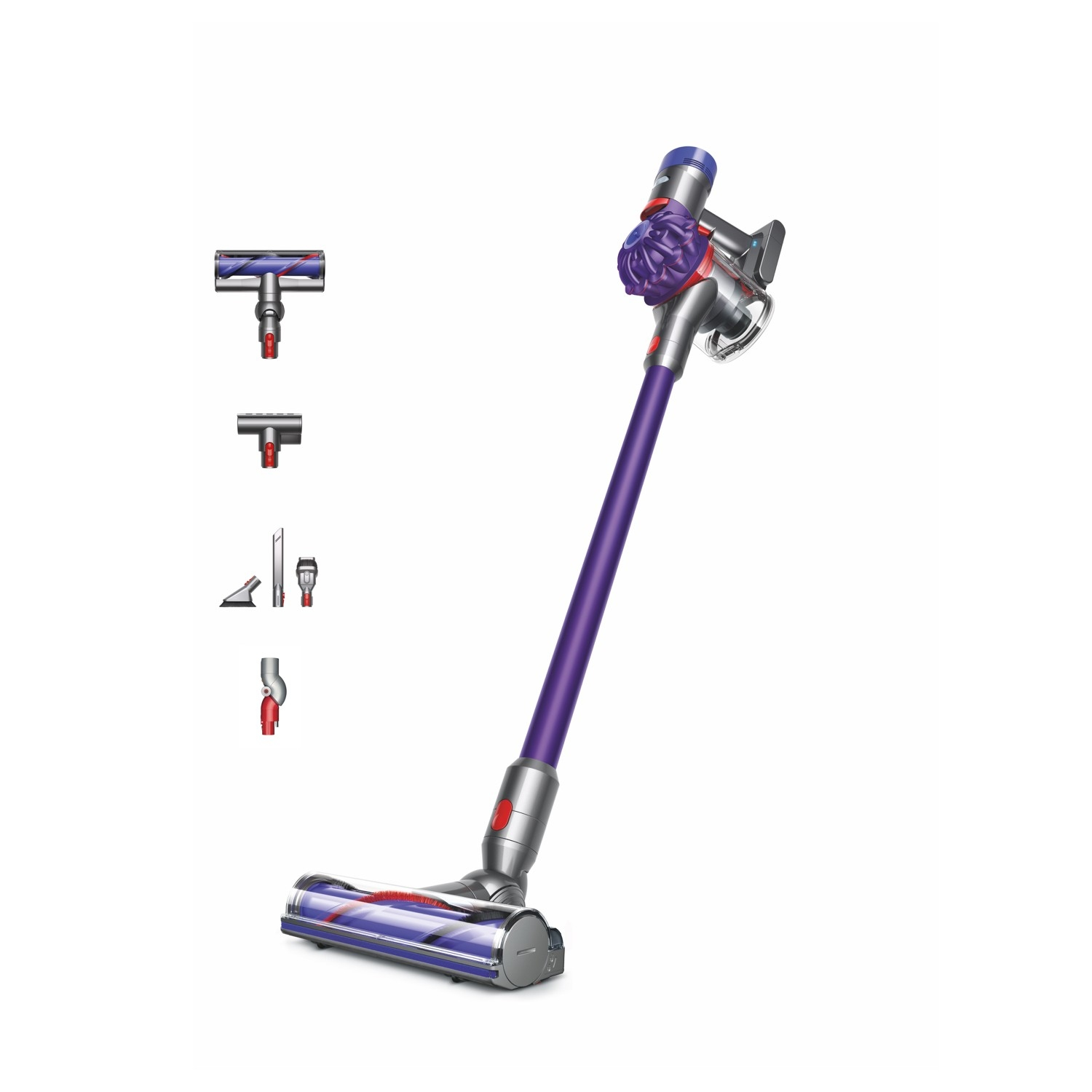 Dyson V7ANIMALPLUS Cordless Vacuum Cleaner - 30 Minute Run Time - 0
