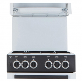 Valor 50cm Gas Cooker High Level Grill