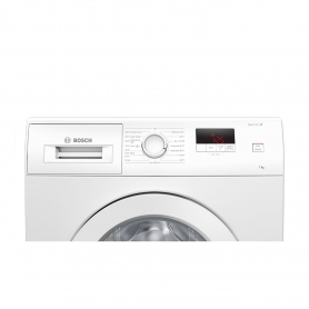 Bosch 7kg 1200 Spin Washing Machine - White - A+++ Energy Rated - 5