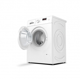 Bosch WAJ24006GB 7kg 1200 Spin Washing Machine with SpeedPerfect - White - 2