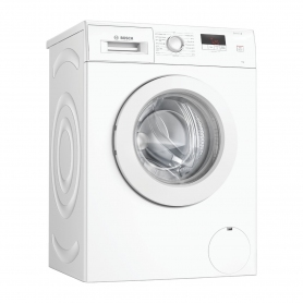 Bosch WAJ24006GB 7kg 1200 Spin Washing Machine with SpeedPerfect - White - 0