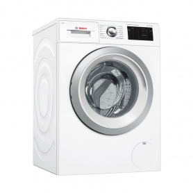Bosch 9kg 1400 Spin i-DOS Washing Machine - White - A+++ Energy Rated