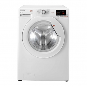 Hoover 10kg/6kg 1400 spinWasher Dryer - White - A Energy Rated