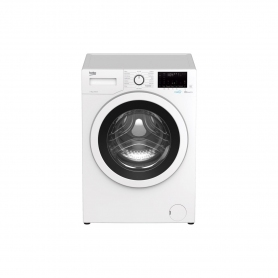 Beko 8kg 1400 Spin Washing Machine with SteamCure - White
