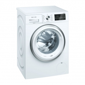 Siemens extraKlasse iQ500 8kg 1400 Spin Washing Machine - White - A+++-30% Rated
