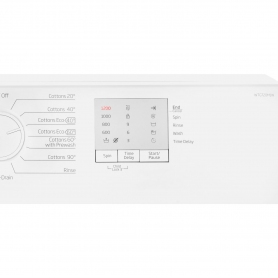 Beko 7kg 1200 Washing Machine - White - A+++ Energy Rated - 2