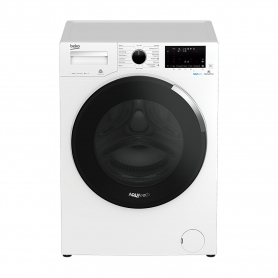 Beko 9 kg 1400 AquaTech Washing Machine - White - A+++ Energy Rated