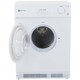 White Knight 7kg Vented Tumble Dryer  - 4
