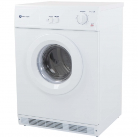 White Knight 7kg Vented Tumble Dryer  - 3