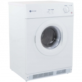 White Knight 7kg Vented Tumble Dryer  - 2