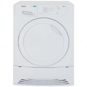 Zanussi 7kg Condenser Tumble Dryer - 8