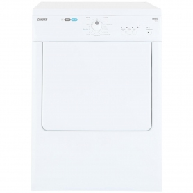 Zanussi 7kg Vented Tumble Dryer - 0