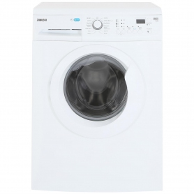Zanussi 8kg 1400 Spin Washing Machine - White - A+++ Rated - 6