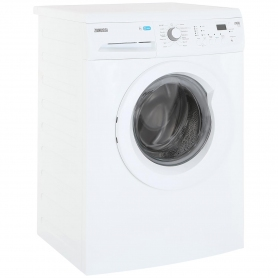Zanussi 8kg 1400 Spin Washing Machine - White - A+++ Rated - 3
