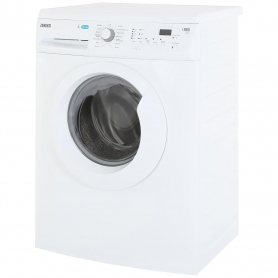 Zanussi 8kg 1400 Spin Washing Machine - White - A+++ Rated - 4