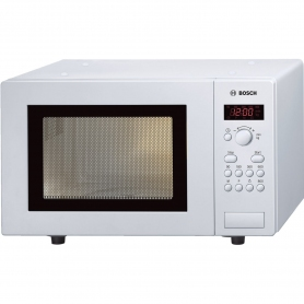 Bosch 17 Litre Microwave - White