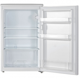 Lec 50cm Undercounter Larder Fridge - White - A+ Rated