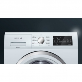 Siemens extraKlasse iQ500 9kg 1400 Spin Washing Machine - White - A+++-30% Rated - 3