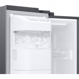 Samsung American Style Fridge Freezer - Silver - A+ Rated - 4