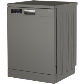 Blomberg LDF42240G Full Size Dishwasher - Graphite - 14 Place Settings - 2