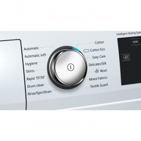 Siemens extraKlasse 9kg 1400 Spin Washing Machine - 1