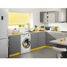 Zanussi 10kg 1400 Spin Washing Machine - 1