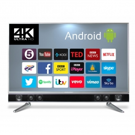 "Ferguson 50"" 4K UHD LED TV"