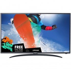 "Linsar 40"" 4K UHD LED TV"