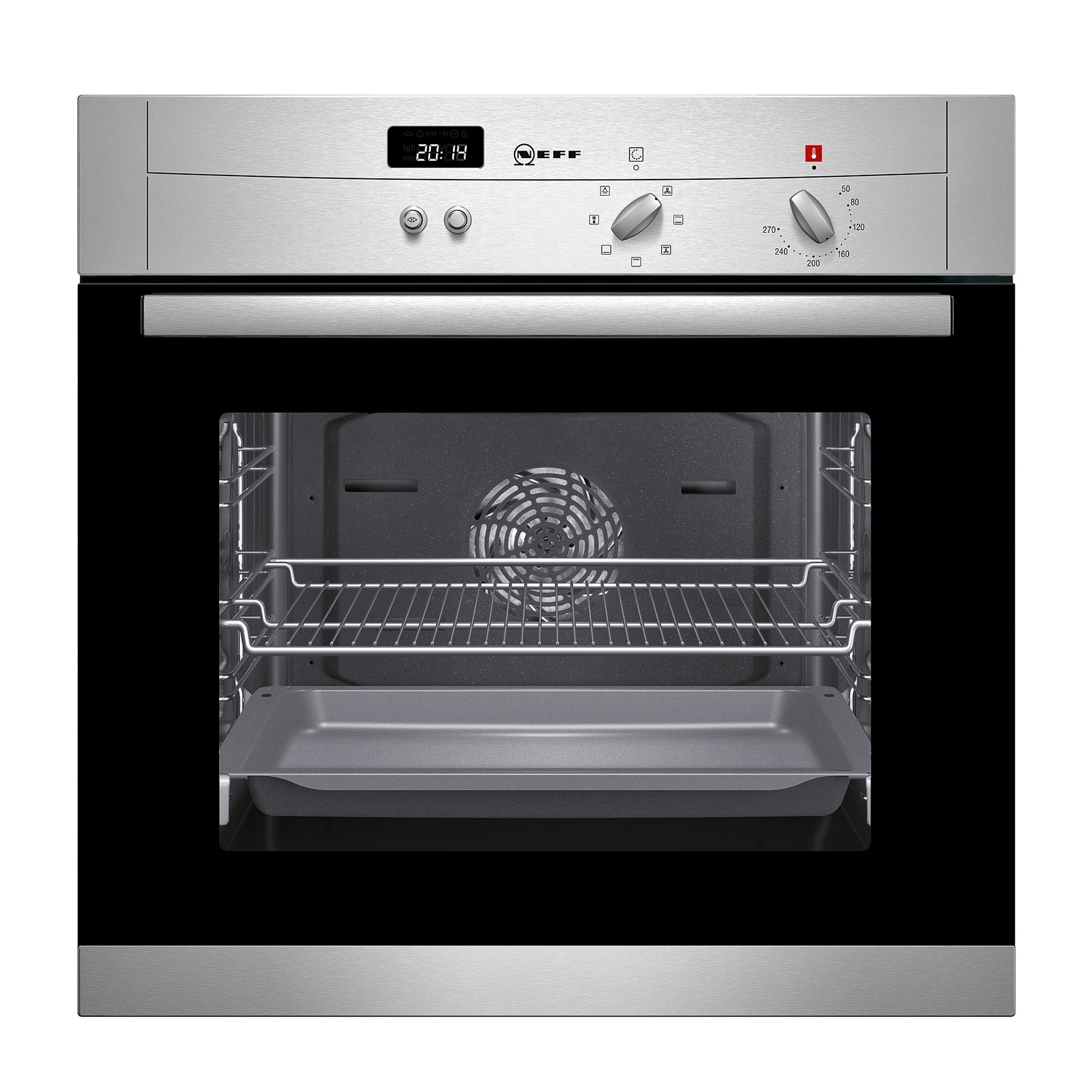 NEFF Built In Single Electric Oven - 1