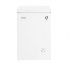 Fridgemaster 55cm 95 Litre Chest Freezer - White - A+ Rated - 4