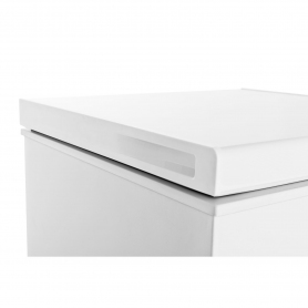 Fridgemaster 55cm 95 Litre Chest Freezer - White - A+ Rated - 7