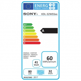 "Sony 32"" 2K Full HD LED TV - 1"