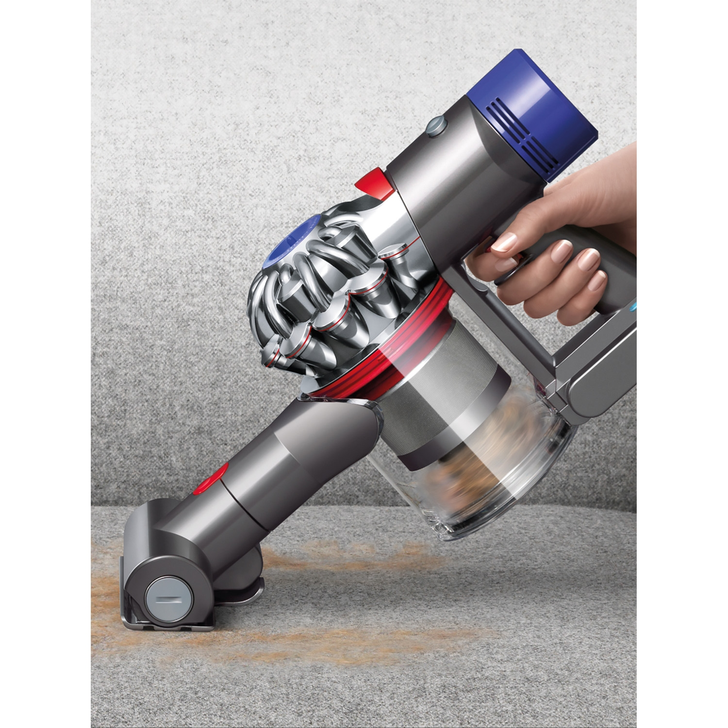 Dyson V7ANIMALPLUS Cordless Vacuum Cleaner - 30 Minute Run Time - 7