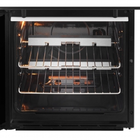 Beko 50cm Gas Cooker with Glass lid  - 2
