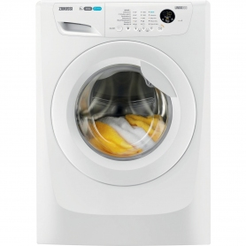 Zanussi 9kg 1200 Spin Washing Machine - White - A+++ Rated - 1